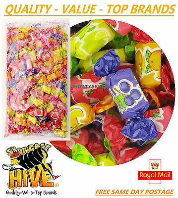 Assorted Fruit Chews Wholesale Pick N Mix Wedding Party Retro Sweets & Candy