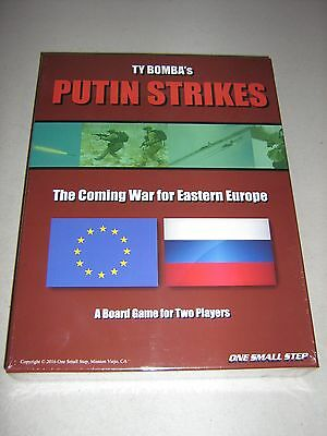 Putin Strikes: The Coming War for Eastern Europe (New)