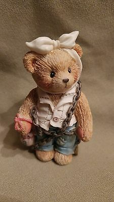 """Cherished Teddies JACOB BEARLY """"You will be haunted by three spirits"""" 1994"""