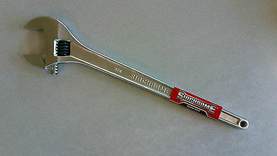 "New Sidchrome 600mm shifter, 24"" shifting spanner, adjustable wrench #25157"
