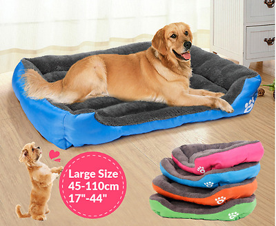 Pet Dog Bed Warming Dog House Soft Material Pet Nest & Nest Kennel For Cat Puppy