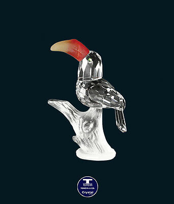 "[SPECIAL OFFER] ""Toucan"" Austrian Crystal Figurine was AU$62.00"