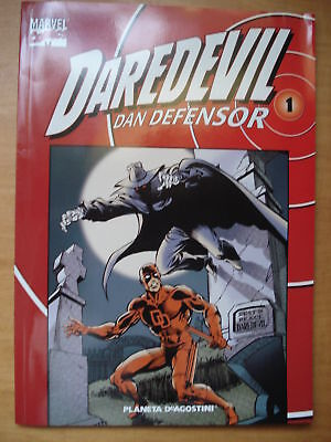 Comic Daredevil - Capitan America