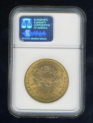1900 United States Gold Double Eagle - Graded MS60 by NGC