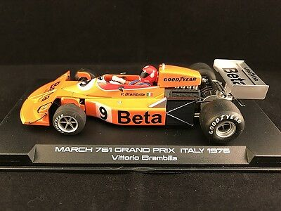 W045-02 Slotwings Flyslot March 761 Gp Italy 1976 Vittorio Brambilla 1:32
