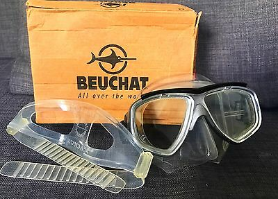 Beuchat Diving/snorkel Mask