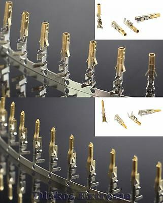 Gold Plated ATX / PCI-e / EPS Male & Female Connector Pin Set (10 x each Pack)