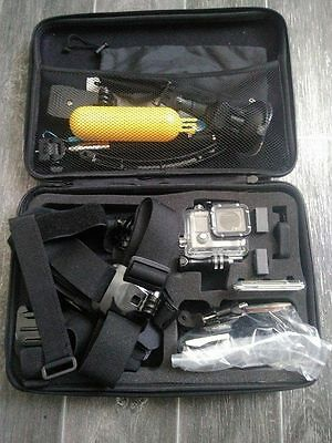 GoPro Hero 3 Black Edition - Manette connecter GoPro - Sac d'accessoire GoPro
