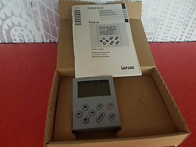 Lenze BEDIENMODUL KEYPAD E82ZBC  Id Nr.  00417192 Bedienmodul -unused/OVP-