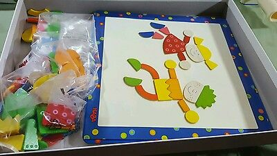 Haba Fantasia Magnetic Game324, as-is or for parts