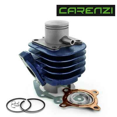 Kit Cylindre Piston Complet Ø40 Carenzi Fonte Adapt Mbk Ovetto Yamaha Neos