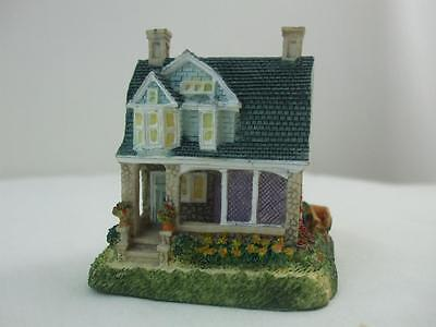 The Miller Family's Shingle House AH155 Liberty Falls Americana Collection 1998