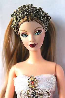 Barbie Doll Princess of Imperial Russia Dolls Of The World Redressed