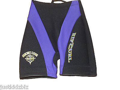 ~RIP CURL~ Womens RIP CURL Short Line Wetsuit Shorts - Size 10