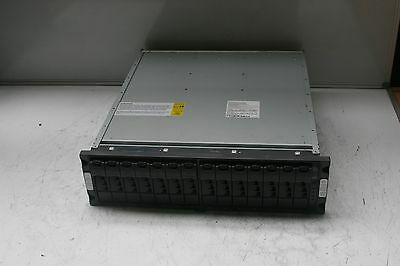 Netapp Hard drive Array DS14 with two ESH4 controllers 14 x 300gb FCAL Drives