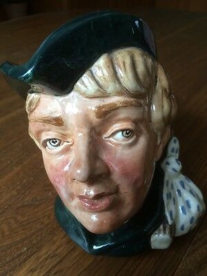 Royal Doulton Toby Jug   DICK WHITTINGTON  Large  D6375  Retired 1960