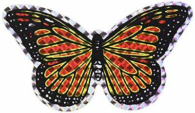 GOLD-CC52068-StealStreet 52068 Butterfly Decorative Screen Refrigerator Magnet,