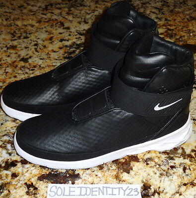 new arrival 47995 b191b Ds Nike Swoosh Hunter Hntr Black Mens Size 10 Free Air Mag Yeezy Sp 832820-