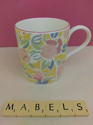 LAURA ASHLEY  ~EMMA~ bone china mug 60th anniversary