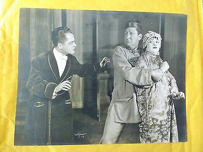 Vintage 1918 Fay Bainter East Is West Orig Dbl Weight Broadway Photo by Schwarz