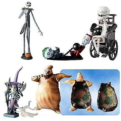 Jun Planning Disney Nightmare Before Christmas Trading Figure Series 1 Set Of 5