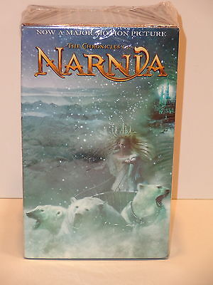 THE CHRONICLES OF NARNIA BOX SET Books Complete Set #s 1-7 New Sealed C.S. Lewis