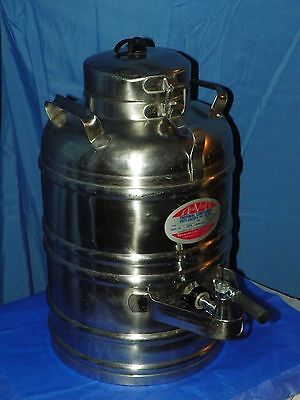Aervoid Thermal Container 3 Gallons Model 904  Serial 1607