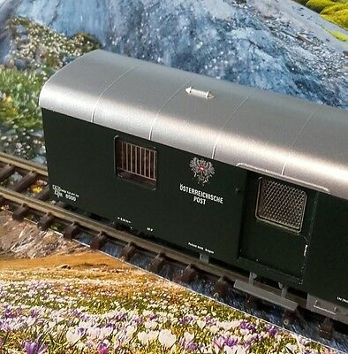LILIPUT H0e  344405  OBB narrow gauge Post coach