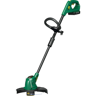 "Weed Eater 20V Lithium-ion Rechargeable Battery Powered 12"" String Trimmer/Edger"
