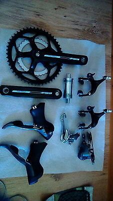 Shimano Claris Group Set - 8 Speed