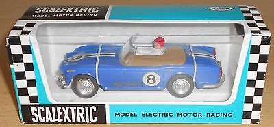 Triang Scalextric C84 Triumph TR4A, Ref C84 Made in Hong Kong