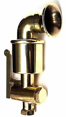 """4"""" Scale Steam Siren For Miniature Traction Engine"""