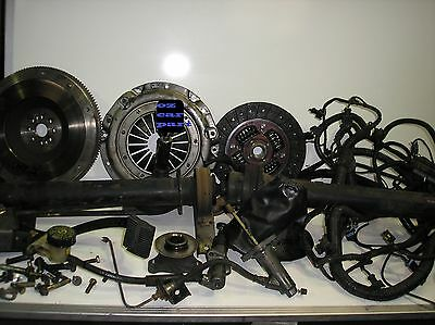 Holden Commodore VY V6 WAGON Getrag gearbox 5 Speed Manual Conversion Kit
