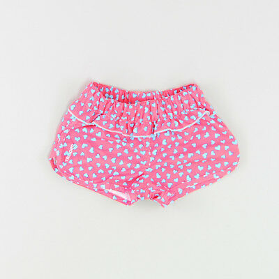 Shorts color Rosa marca Decathlon 12 Meses