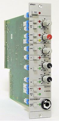 XR 621 Solid State Logic SSL X-Rack Module ~ Multiple Available