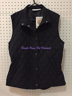 ~Dublin Tara Vest / Adults / Black / 4 Sizes~