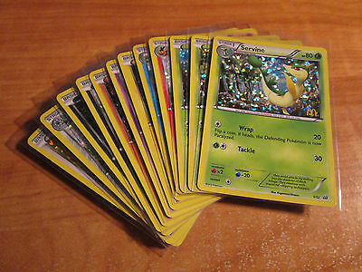 NM COMPLETE Pokemon MCDONALDS 2012 Card PROMO Set/12 Holo Full COLLECTION All