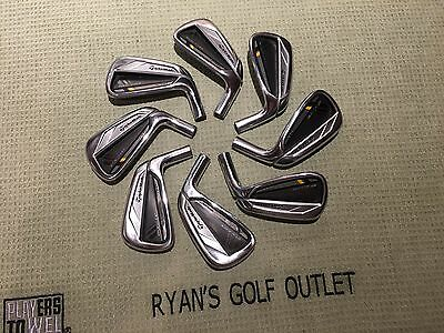 •••••taylormade Rocketbladez Tour Irons 3-Pw Heads Only .355 Tt Good Cond•••••