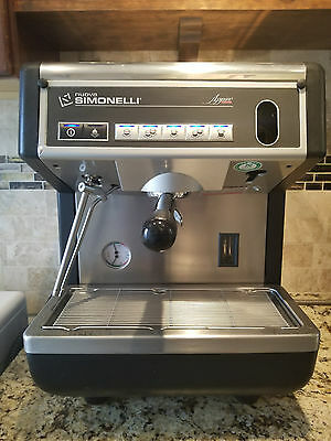 Nuova Simonelli Appia Espresso Machine - Commercial Grade - One Group