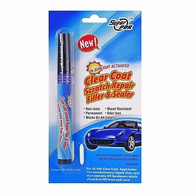 Magic Permanent  Fix It Pro Clear Car Coat Scratch Cover Remove Repair
