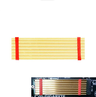 Aluminum Heat Sink Thermal Pad for M.2 NGFF 2280 SM961 960PRO T10 SM951 NVMe SSD