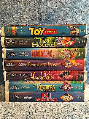 Lot Of Black Dimond Walt Disney Movies