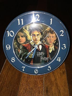 Playworks Harry Potter Clock