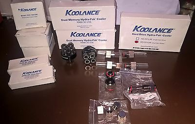 KOOLANCE Water Cooling PC Parts various - NEW