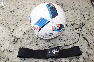 Soccer Solo Trainer Practice Training Aid - WaistBelt - Used but works great