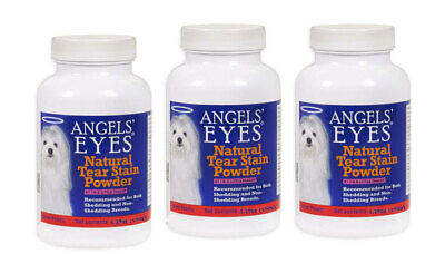 New Angels' Eyes Natural Tear Stain Remover for Dogs+Cats Sweet Potato Flav150g