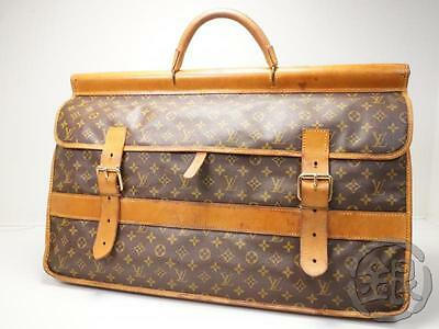 Auth Pre-Owned Louis Vuitton Vintage Sac Gibier Hunting Travel Bag M58120 170918