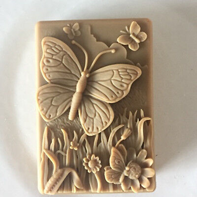 Soap Molds Silicone CraftButterfly Soap Making Mould DIY Wax Resin Mold