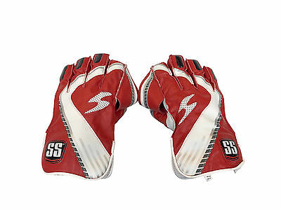 SS TON Match Wicket Keeping Gloves + Free Cotton Inner + AU Stock + Free Delivr