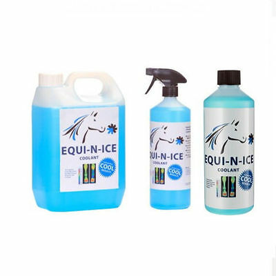 equi-n-ice recharge liquid horse pony tendon injury cooling lotion